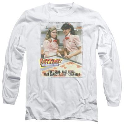 Long Sleeve: Fast Times at Ridgemont High - Fast Carrots