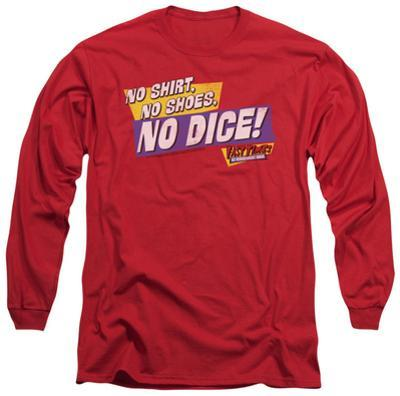 Long Sleeve: Fast Times at Ridgemont High - No Dice