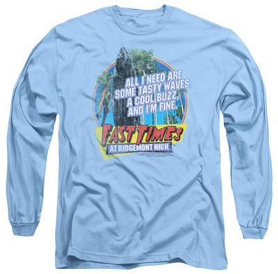 Long Sleeve: Fast Times at Ridgemont High - Tasty Waves