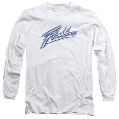 Long Sleeve: Flashdance - Logo