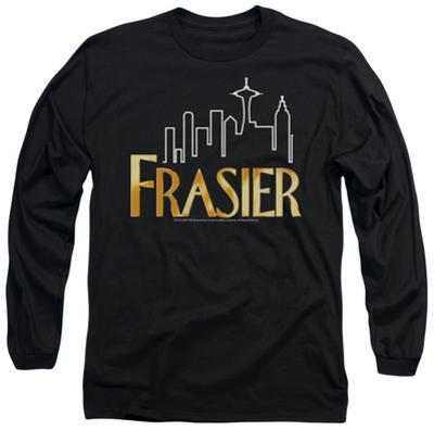 Long Sleeve: Frasier - Frasier Logo