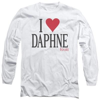 Long Sleeve: Frasier - I Heart Daphne