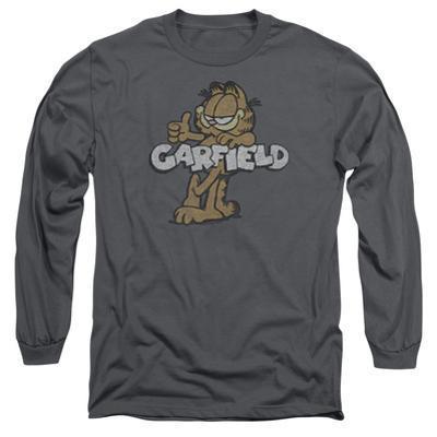 Long Sleeve: Garfield - Retro Garf