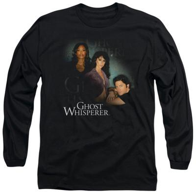 Long Sleeve: Ghost Whisperer - Diagonal Cast
