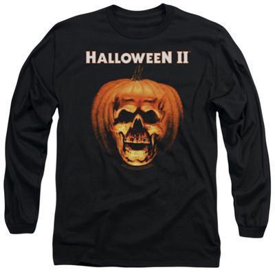Long Sleeve: Halloween II - Pumpkin Shell