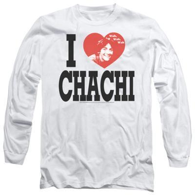 Long Sleeve: Happy Days - I Heart Chachi