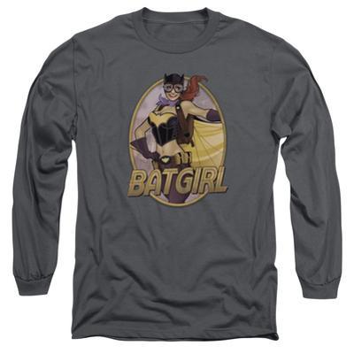 Long Sleeve: JLA- Batgirl Bombshell