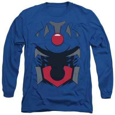 Long Sleeve: Justice League - Darkseid Costume Tee