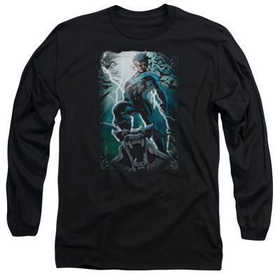 Long Sleeve: Knightwing- Gargoyle Pose
