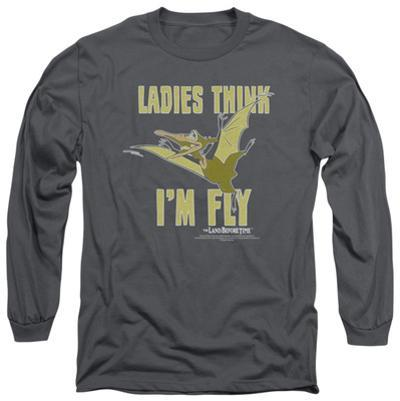 Long Sleeve: Land Before Time - I'm Fly