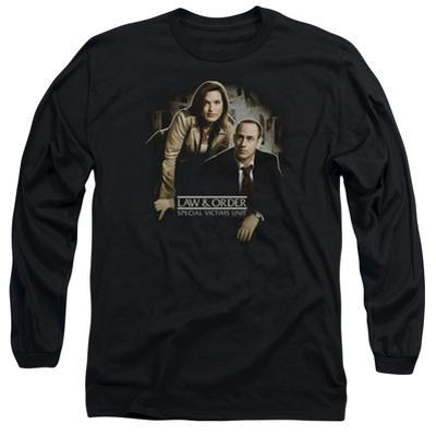 Long Sleeve: Law & Order: SVU - Helping Victims