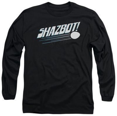 Long Sleeve: Mork & Mindy - Shazbot Egg