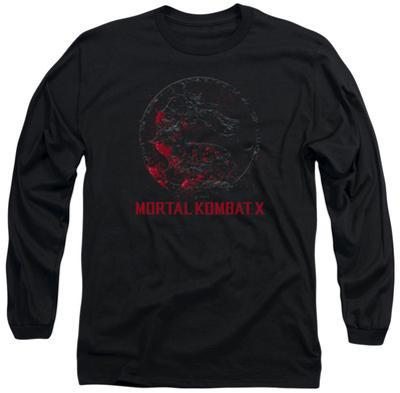 Long Sleeve: Mortal Kombat X - Bloody Seal