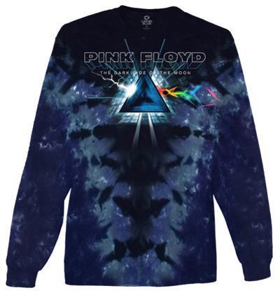 Long Sleeve: Pink Floyd - Dark Side Vortex