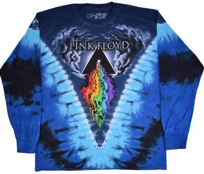 Long Sleeve: Pink Floyd - Prism River
