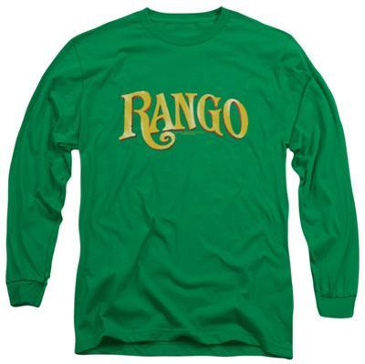 Long Sleeve: Rango - Logo