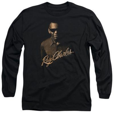Long Sleeve: Ray Charles - The Deep