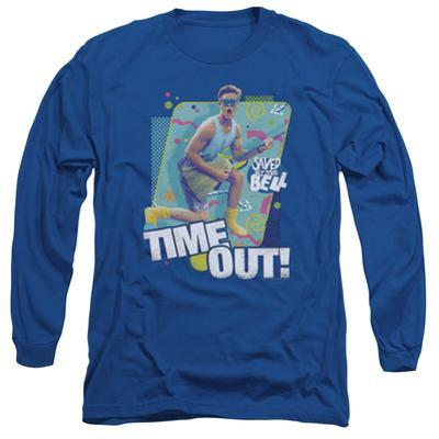 Long Sleeve: Saved By The Bell- Time Out
