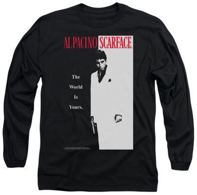 Long Sleeve: Scarface - Classic