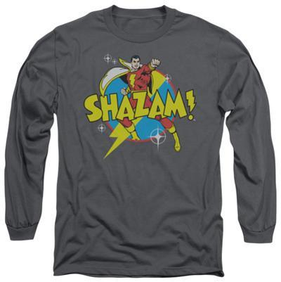 Long Sleeve: Shazam! - Power Bolt
