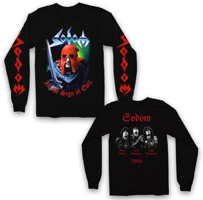 Long Sleeve: Sodom - In The Sign of Evil