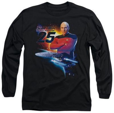 Long Sleeve: Star Trek - TNG 25