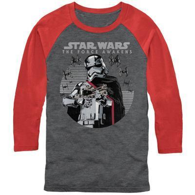 Long Sleeve: Star Wars The Force Awakens- Phasma's Squadron