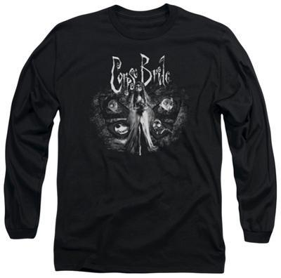 Long Sleeve: The Corpse Bride - Bride To Be