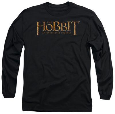 Long Sleeve: The Hobbit: An Unexpected Journey - Logo
