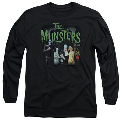 Long Sleeve: The Munsters - 1313 50 Years