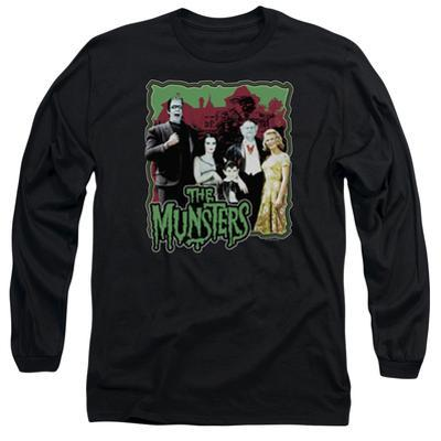 Long Sleeve: The Munsters- Normal Family