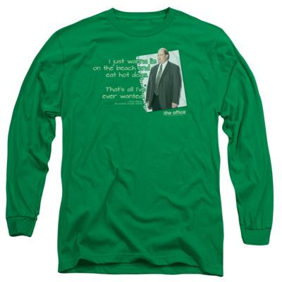Long Sleeve: The Office - Kevin's Dream