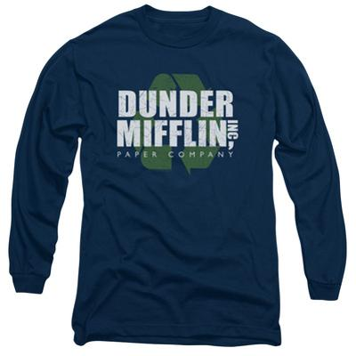 Long Sleeve: The Office - Recycle Mifflin