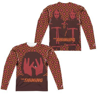 Long Sleeve: The Shining- Afraid To Look (Front/Back)