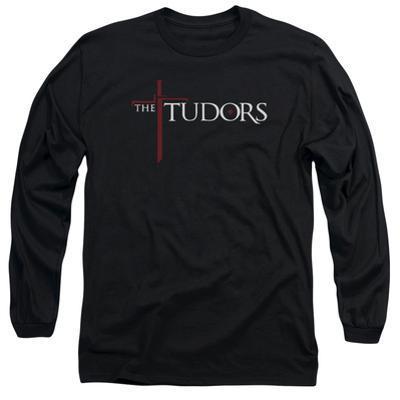 Long Sleeve: The Tudors - Logo