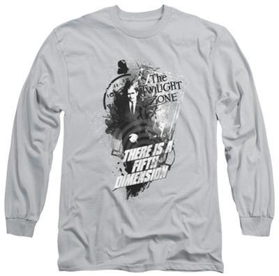 Long Sleeve: The Twilight Zone - Fifth Dimension