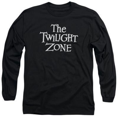 Long Sleeve: The Twilight Zone - Logo