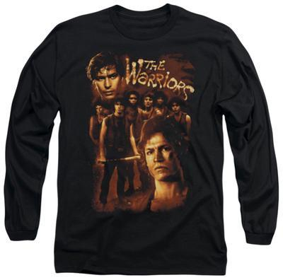 Long Sleeve: The Warriors - 9 Warriors