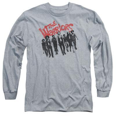 Long Sleeve: The Warriors - The Gang