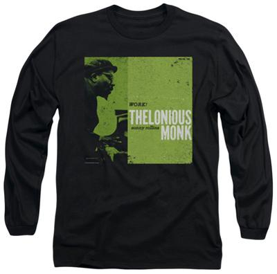 Long Sleeve: Thelonious Monk - Work