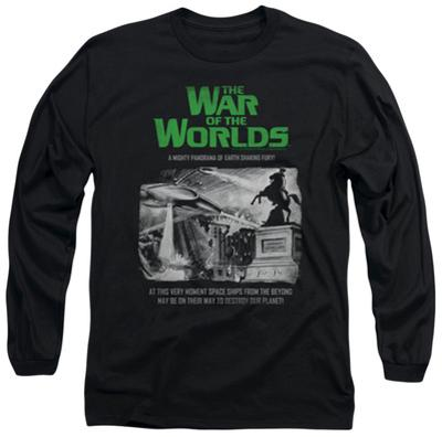 Long Sleeve: War Of The Worlds - Attack People Poster