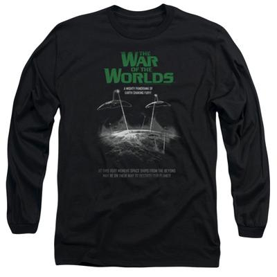 Long Sleeve: War Of The Worlds - Attack Poster