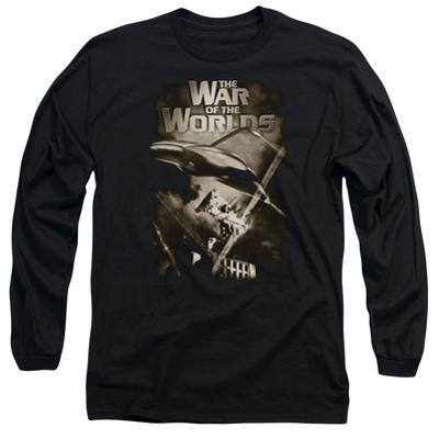 Long Sleeve: War Of The Worlds - Death Rays