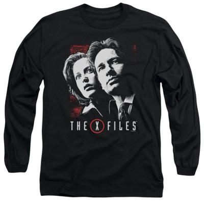Longsleeve: The X Files - Mulder & Scully