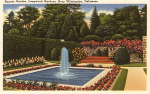 Longwood Gardens, Wilmington, Delaware