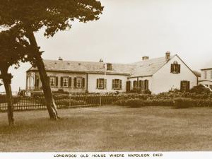 Longwood House, St Helena