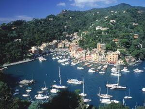 Portofino, Italy by Lonnie Duka