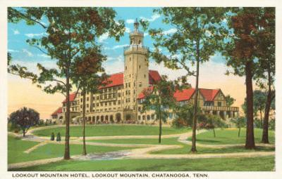 Lookout Mountain Hotel, Chattanooga, Tennessee