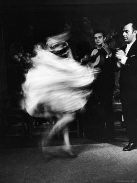 Female Gypsy Dancer by Loomis Dean