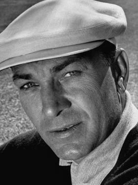 Portrait of Golfer Ben Hogan by Loomis Dean